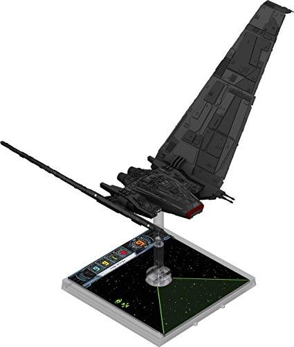 Giochi Uniti - X-Wing: Navetta Clase Upsilon Juego de Mesa, Multicolor, GU542