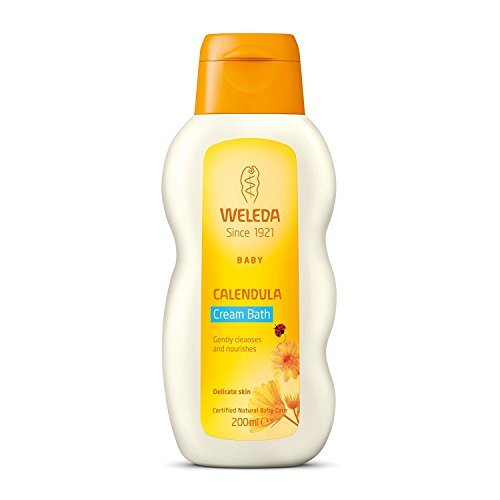 Weleda Calendula Baby Bath - 200ml - PACK OF 6
