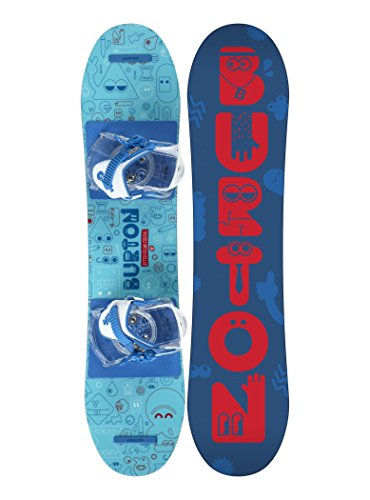Burton Kinder After School Special Snowboard, Schwarz, 100