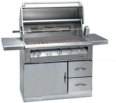 Amazon.com: MASTER COOK Outdoor Propane Grills, 4-Bunner Gas ...