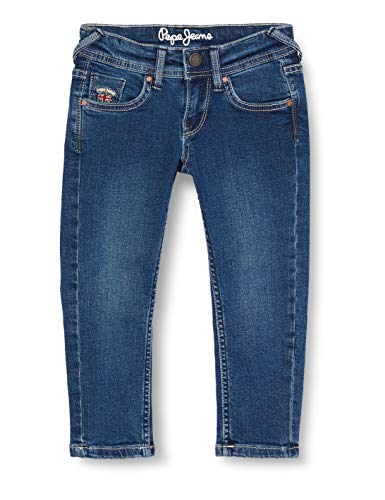 Pepe Jeans Jungen Jeans Pepe Jeans, Blau (Medium Used Denim 000), 18 Jahre (Herstellergröße: 18y/L/182)