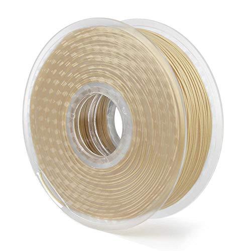 PLA Wood Filament 1.75mm 1kg, for Fdm 3d Printer and 3d Pen, PLA+15% Wood Powder