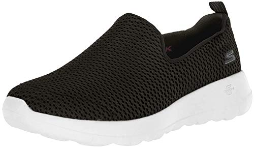 Skechers Go Walk Joy, Women's Slip On Trainers, Black (Black/White), 5 UK (38 EU)