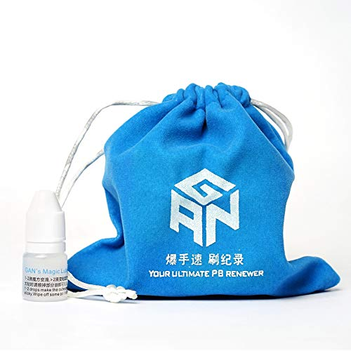GAN Speed Cube Lube 2ml & Storage Bag