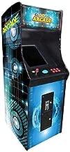 Creative Arcades Full-Size Commercial Grade Cabinet Arcade Machine | Trackball | 60 Classic Games | 2 Sanwa Joysticks | 3-Year Warranty