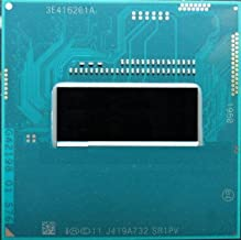 Intel Core i7 i7-4810MQ SR1PV Quad-core (4 Core) 2.80 GHz Processor - Socket G3 1 MB - 6 MB Cache - 5 GT/s DMI - Yes - 3.8...