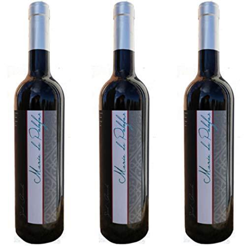 María De Palafox Vino Tinto - 3 Botellas - 2250 ml
