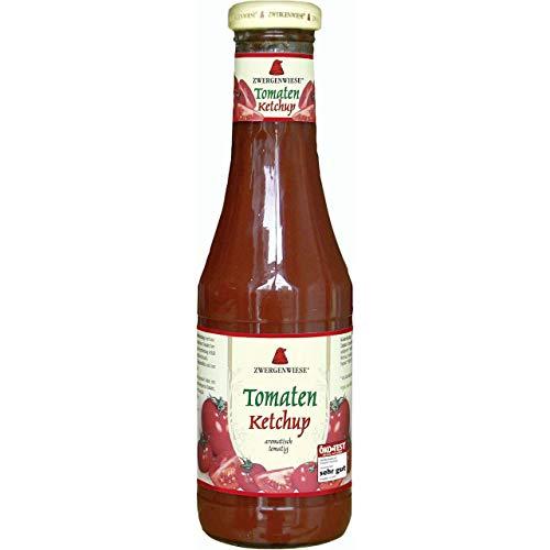 Ketchup piccante senza glutine BIO 500 ml - ZWERGENWIESE