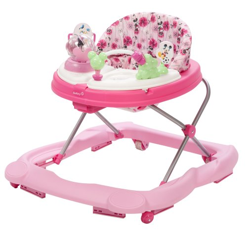 Disney Baby Music and Lights Walker, Floral Minnie Mouse