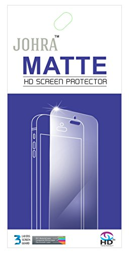 Johra Matte HD Screen Scratch Protector for Motorola Moto X Play