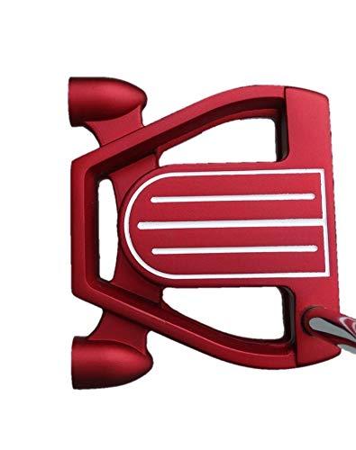 XF Ben Sayers FX Red Putter für Linkshänder, inkl. FX Putter Cover