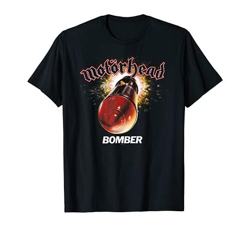 Motörhead - Bomber Color Camiseta