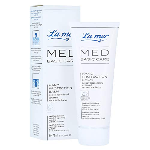 LA MER MED Basic Care Hand Protection Balm o.P. 75 Milliliter