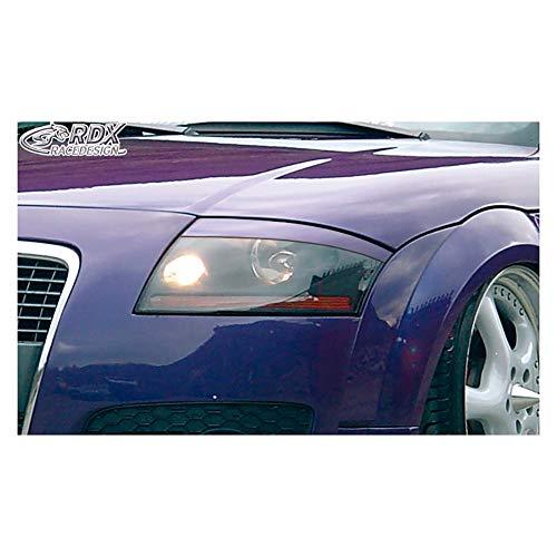 Scheinwerferblenden TT 8N 1999-2005 (ABS)