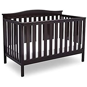 Delta Children Independence 4-in-1 Convertible Baby Crib
