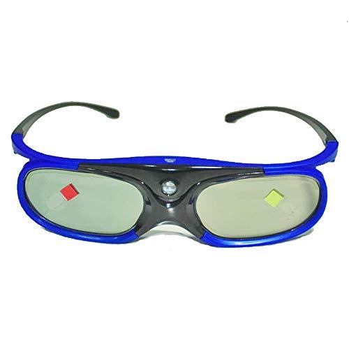 Aktive Auslöser Wiederaufladbare 3D-Brille 96/120 / 144HZ Für Xgimi Z3 / Z4 / Z6 / H1 / H2-Muttern G1 / P2 BenQ Acer & DLP LINK-Projektor