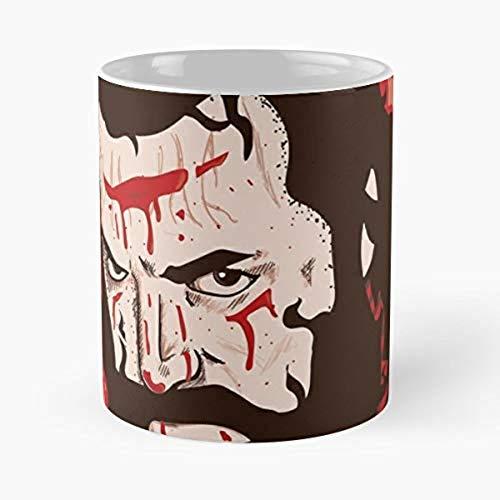Bruiser Brody Frank Goodish Wccw Wrestling Coffeetea Ceramic Mug 11 Oz F4EUMG