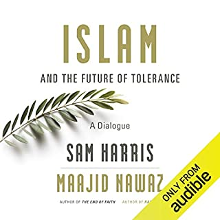 Page de couverture de Islam and the Future of Tolerance