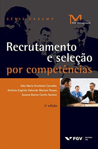 Recrutamento e seleção por competências (FGV Management)