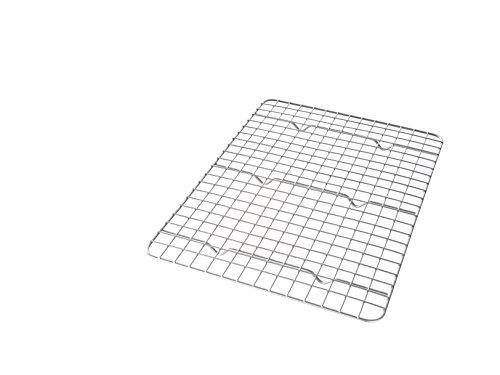 USA Pan Quarter Sheet Bakeable Nonstick Cooling Rack, Metal (0.25 Sheet Pan)