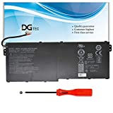 DGTEC New AC16A8N Laptop Battery Replacement for Acer Aspire V15 Nitro BE Aspire V15 Nitro BE VN7-593G VN7-793G Series AC16A8N 4ICP7/61/80 (15.2V 69Wh/4605mAh)