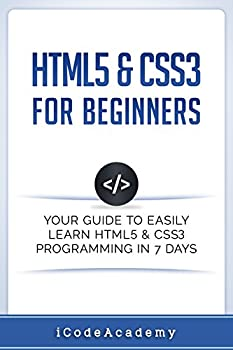 HTML5 & CSS3 For Beginners Kindle eBook