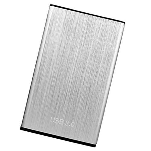 TOOSD Disco Duro Externo Portátil 500G-2TB, Disco Duro...