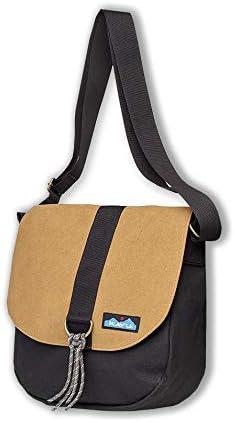 KAVU Wayfare Mini Crossbody Boho Bag Canvas Bohemian Tote