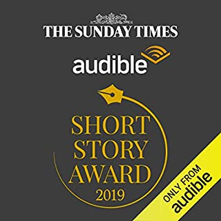 The Sunday Times Audible Short Story Award Shortlist Collection 2019 cover art