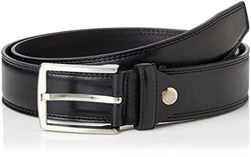 MLT Belts & Accessoires Wien Gürtel, Schwarz (Black 9000), 674 (Herstellergröße: 90)