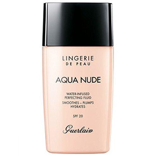 Guerlain Lingerie de Peau Aqua Nude Nr. 06W Very Deep Warm 30 ml