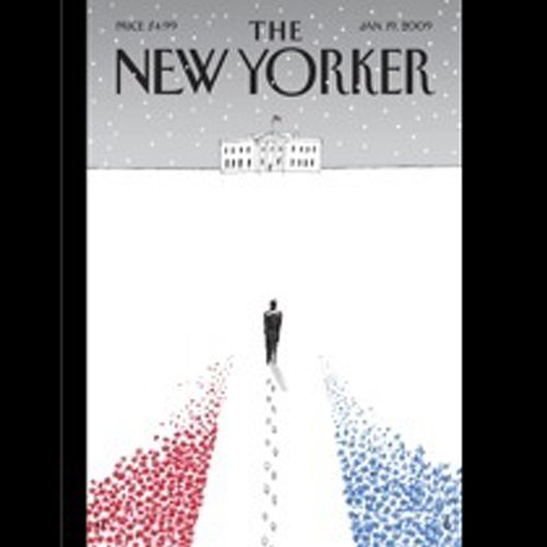 The New Yorker, January 19th, 2009 (Jill Lepore, Judith Thurman, Ben Greenman) cover art