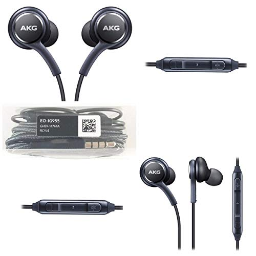 Generic AKG in-Ear Earphones for All Samsung and Other Smatphones
