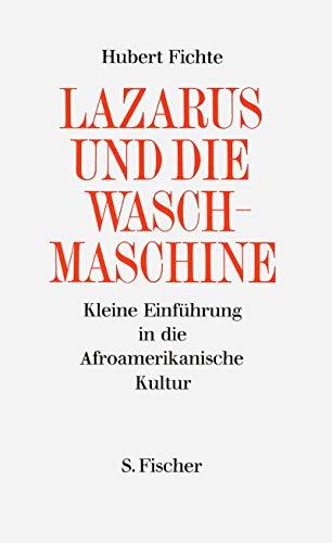 Lazarus und die Waschmaschine: Kleine Einführung in die Afroamerikanische Kultur