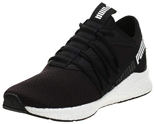 Puma Sneaker NRGY Star, Schwarz - Schwarz / Weiß - Größe: 44 EU