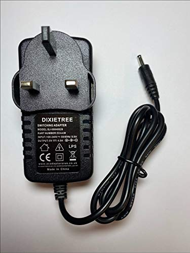 UK Replacement for 5.0V 2.5A Switching Adapter QUILLTEC SLR-0308 SLIMLINE LAPTOP