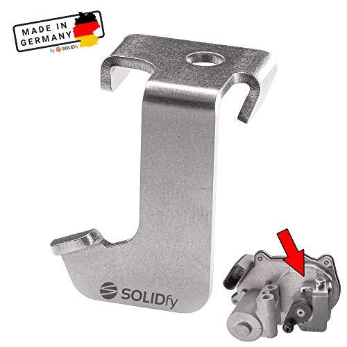 SOLIDfy® - P2015 Fehlercode Reparatursatz für 2.0 TDI mit Aluminium Ansaugkrümmer 03L129711E und Drosselklappensteller 03L129086