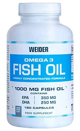 Weider Weider Omega 3 Fish Oil 180Cap. 120 g