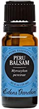 Edens Garden Peru Balsam Essential Oil, 100% Pure Therapeutic Grade (Highest Quality Aromatherapy Oils- Eczema & Stress), 10 ml