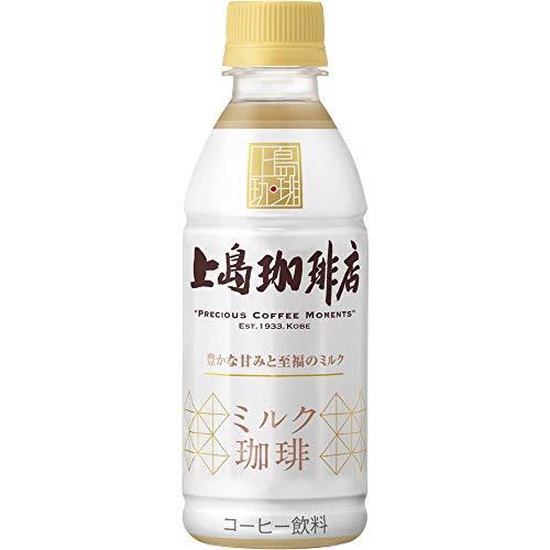 UCC 上島珈琲店 ミルク珈琲 ペットボトル 270ml ×24本