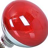 Cris nails - bombilla infrarroja de calor, lámpara terapéutica portátil durable lámpara bombilla luz, 220V-275W