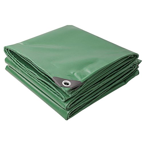 PVC imperméable au vent bâche imperméable au vent transparente bâche à effet de serre bâche agricole de jardin de bâche agricole épaisse toile imperméable de bâche de protection solaire 500G / M2