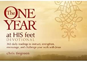 The One Year At His Feet Devotional byMinistries