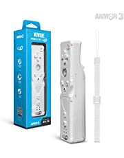 جهاز تحكم عن بعد G-Dreamer Armor3 Wii U (أبيض) مع وحدة تحكم نينتندو وي وي وي