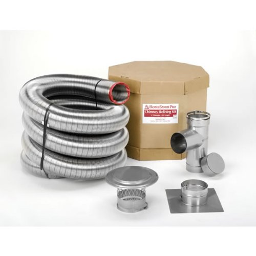 Find Discount 8 x 25' HomeSaver Pro Reline Kit