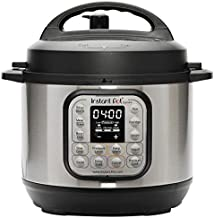 Instant Pot Duo Mini 7-in-1 Electric Pressure Cooker, Sterilizer, Slow Cooker, Rice Cooker, Steamer, Saute, Yogurt Maker, and Warmer, 3 Quart, 11 One-Touch Programs