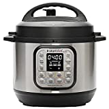Instant Pot Duo Mini 3 Qt 7-in-1 Multi- Use Programmable Pressure...