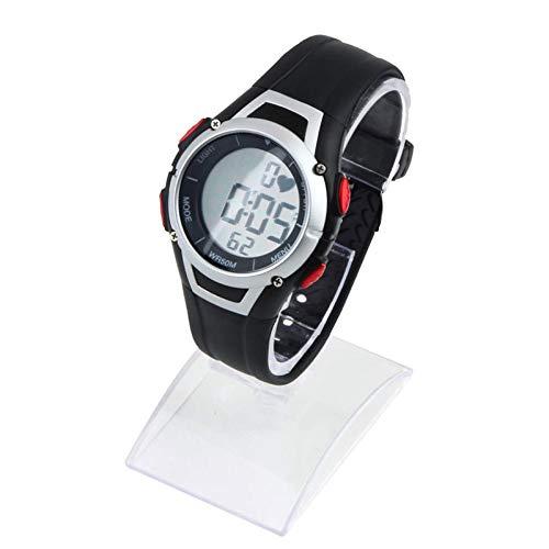 Frecuencia Cardíaca Relojes Monitor De Frecuencia Cardíaca Para Hombres Relojes Polares Deportivos Impermeable Digital Inalámbrico Correr Ciclismo Correa Para El Pecho Reloj Deportivo Para Mujer
