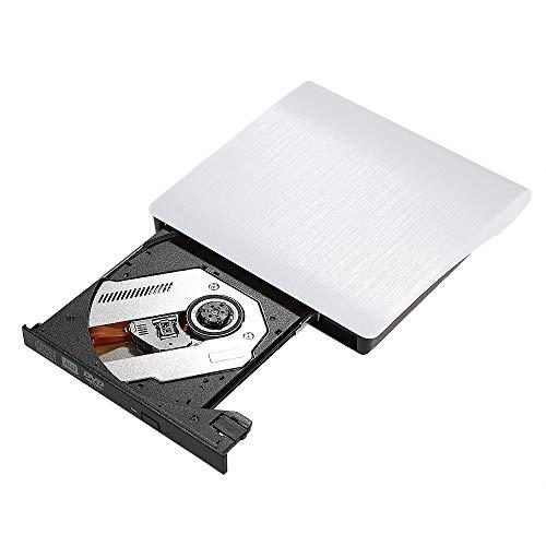 CAIZHIXIANG Ultra Slim External Drive USB 3.0 Brenner Writer BD-ROM 3D-Blu-ray-Player