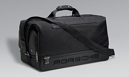 Porsche 911 Reisetasche, schwarz/Gold - WAP0359460J
